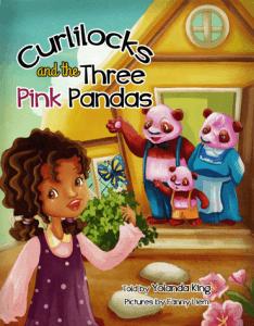 Curlilocks and the Three Pink Pandas